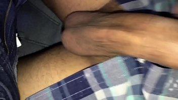 bois pau de travestie Erection on tape