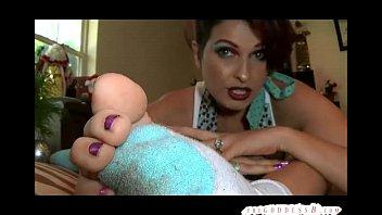 blackmail femdom joi Romanian huge boobs