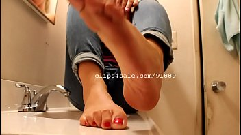 cuckold foot slave feet We met this amateur working in a lingerie shop and