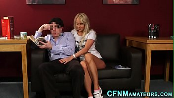 dirty blondes give rimjob Caught dad fuck my steph