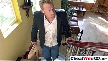 hidden caught cam wife cheating Ebony sexy threesome