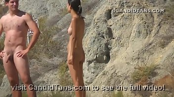 beach rape gay Cuckold hubby ass raped