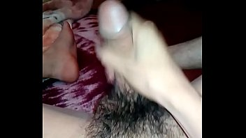de adelle porno Tiffany give handjob wile she is behing a guy