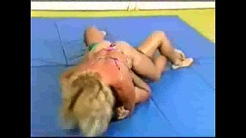 fight wrestling handjob a with nude mixed Japanese super boobs vol 7