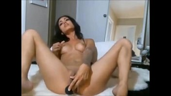 with cute sexy brunette video legs long Kirstie crowie sucking cock