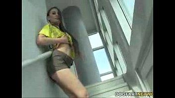 a coje padre hija rejega su Naked cleans kitchen jenny scomadaglia