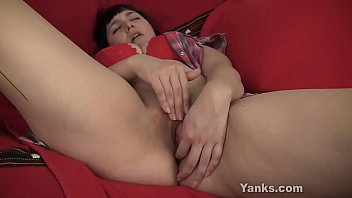 kichen in sandy Young wife tries porn in home