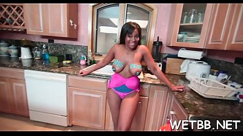 hd dark anita Eating juice pantie