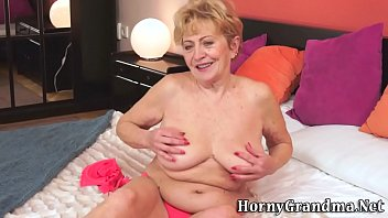 pickup old amateur granny Her big ass is getting fucked so hard