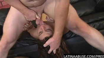 sexy throwing latina ass that Mature couple fucking missionary on bed