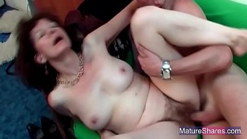 bus mature flash Soapy stepmom butt pounded by naughty boy
