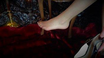 nylon socks sheer My stepmom shower