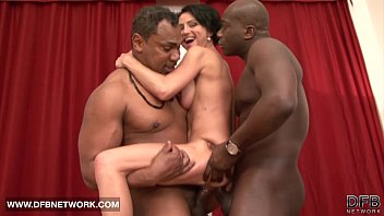 cock and austin taylor big black Milf lisa ann takes on five cocks