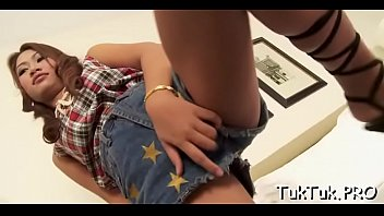 ladyboy tube thai Girl watch boyfriend fuck