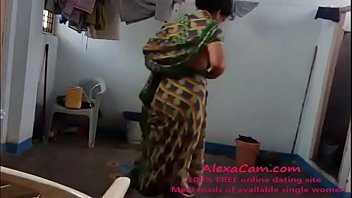 marrige saree hot Japanese raped by laws