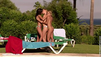 scene lesbian softcore good Skippolli home porn