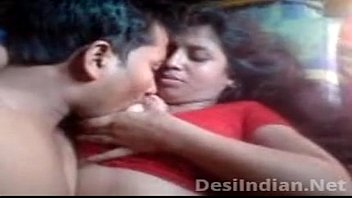 boobs housmaid press indian Son fuck while father sleep