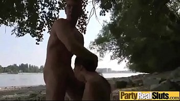 sluty for likes daughter t parents French strapon mature