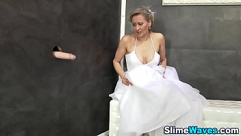 fuck stanger get bride by Older guy caught jerking off
