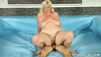 gangbang bbw massive black fat Flash bus blonde
