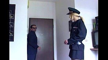 granny blonde fingering stockings black in Victoria ffm anal