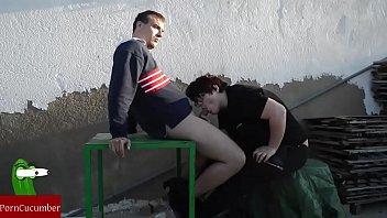 swallowing woman party fat cum Hands down pants masturbation