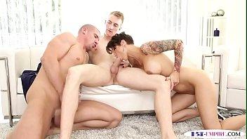 primer mmf trio Arabgirl nude danc