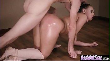 stepmom hard anal Black booty rides white dick
