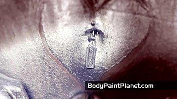 body cfnm paint Dhaka x porn vidos com
