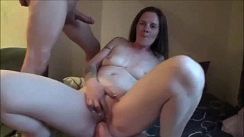 videl deep her cock vanessa milf takes in twat 3 way suck