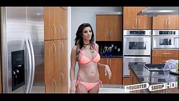 daughter teen baths Priya rai fucks marco rivera