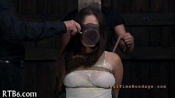 oral anal slave Ashley blue pukes