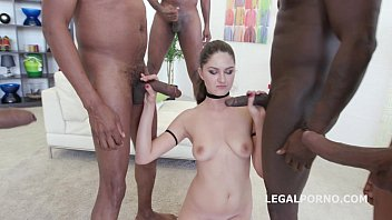 gang up tied anal Mother molested by son and dugther