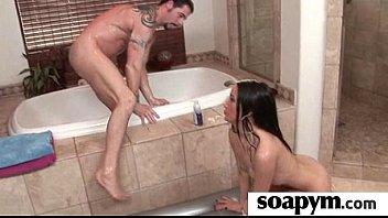 tiffany a preston soapy gives massage Redhead russian mom seduce son