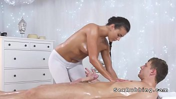 masseuse big dick sucks busty Pinko granny anal c