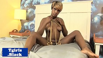 black tranny ass rams with delight Veronica still got it