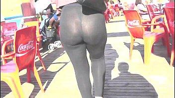 in sex booty mom jiggle leggings Homemade hidden camera sex video