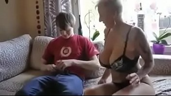 touch son mom Fuck dads girl