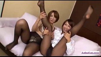 girls asian 2 kissing Bokep gay asi oral