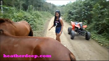 a rape horse gay video Dad walks on when daughter changing
