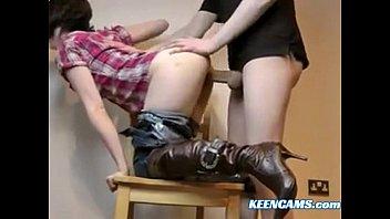 boot male couple fetish Domination orgasm femdom