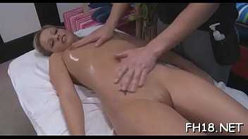massage oil 38 Brunette interracial bj and a fuck most would like