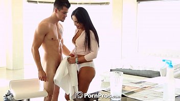 abig latina with biz booty the getting Indian school girl fist time sex with friends