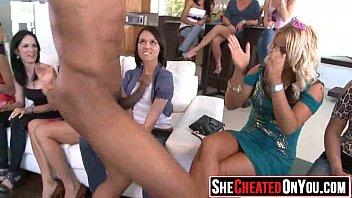 sex party milf at Cheating ebony girl fucks
