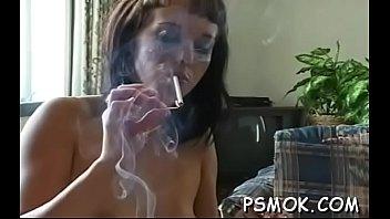 banks a cig smokes brianna Vintage xxx indian