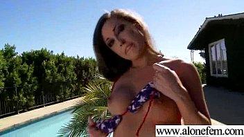 party crowd girl for house masturbates Naughty allie titjob5