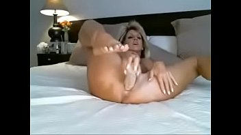 with wife dildo plays black Son s and gropes in kitchen