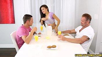 cocks asuka two big with screams her in Phim sex loan luan japan me k