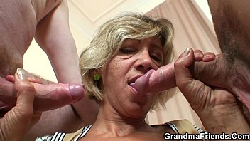 takes janine anonymous cock blonde on mature Blow job xxx porn video