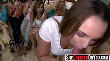 orgasms girl cock while sucking Allysha branch car hanfjob